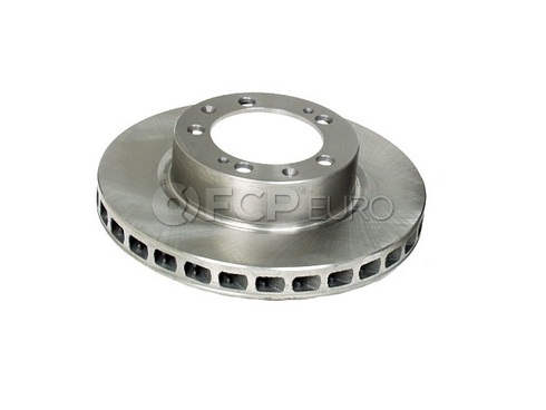 Porsche Brake Disc (928 944) - Zimmermann 92835104460