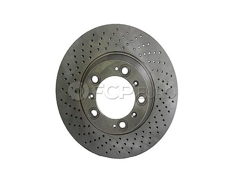 Porsche Brake Disc (911) - Zimmermann 99635240500
