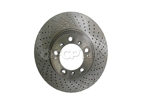 Porsche Brake Disc (911) - Zimmermann 99635240600