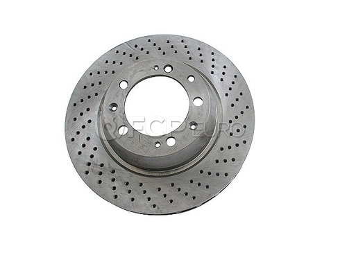 Porsche Brake Disc (911) - Zimmermann 99335204600