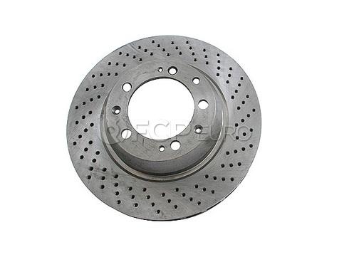 Porsche Brake Disc (911) - Zimmermann 99335204600