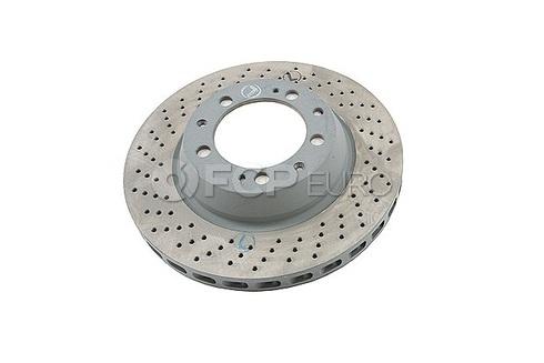 Porsche Brake Disc Rotor (911) - Zimmermann 99335204500