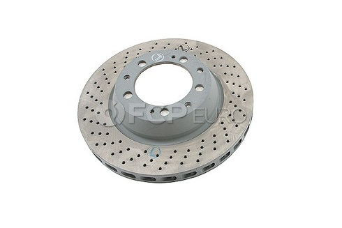 Porsche Brake Disc (911) - Zimmermann 99335204500