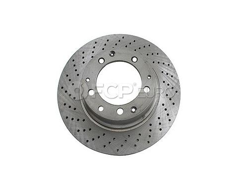 Porsche Brake Disc (911 930) - Zimmermann 93035204501