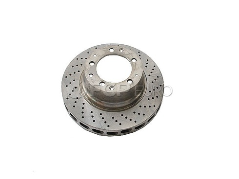 Porsche Brake Disc Rotor (911 930) - Zimmermann 93035204601