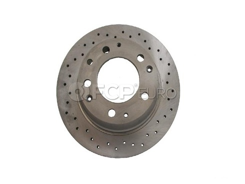 Porsche Brake Disc (911) - Zimmermann Sport 90135204114