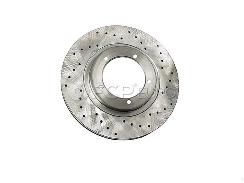 Porsche Brake Disc (944) - Zimmermann Sport 95135104100