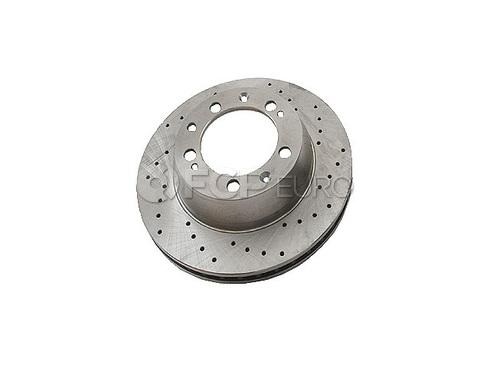 Porsche Brake Disc Rotor (928 944) - Zimmermann Sport 95135204101
