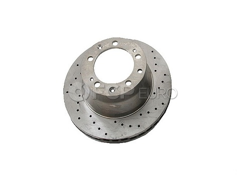 Porsche Brake Disc (911 968 944) - Zimmermann Sport 95135204102