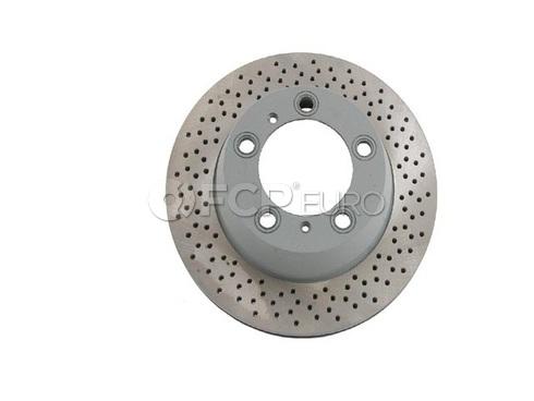 Porsche Brake Disc (Boxster Cayman) - Sebro 98735240101