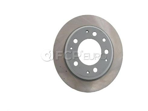Porsche Brake Disc Rear (911 912) - Sebro 90135240110