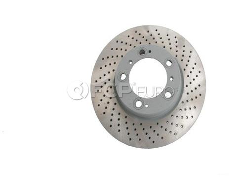 Porsche Brake Disc (Boxster 911 Cayman) - Sebro 99635140600