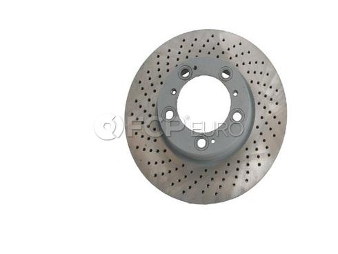Porsche Brake Disc (Boxster 911 Cayman) - Sebro 99635140500