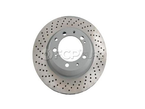 Porsche Brake Disc (911) - Sebro 99335204500