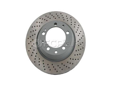 Porsche Brake Disc Rotor (911) - Sebro 99335204600