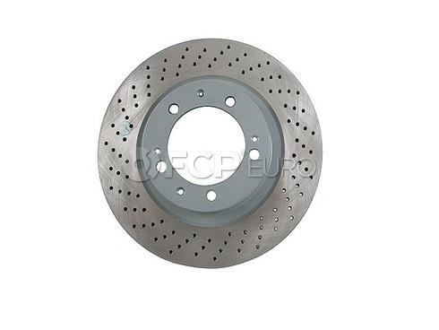 Porsche Brake Disc Left (911) - Sebro 96535104300