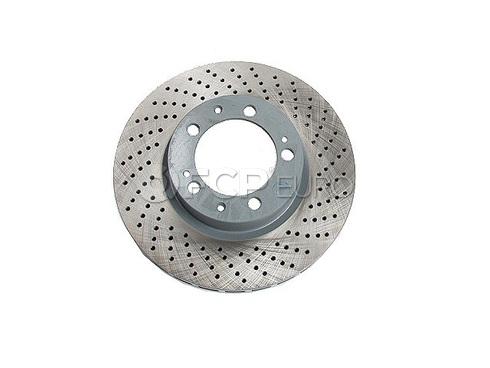 Porsche Brake Disc (911) - Sebro 96535104600