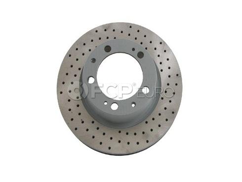 Porsche Brake Disc (944 968) - Sebro 275808