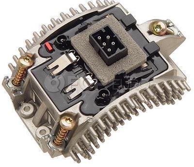 BMW Blower Motor Resistor Front (E38) - Genuine BMW 64118391399