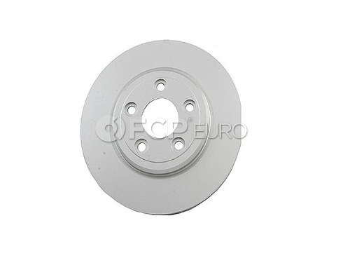 Jaguar Brake Disc Rear (S-Type XJ8 Vanden Plas) - Meyle 40418082