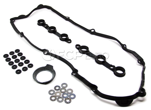 BMW Valve Cover Gasket Kit (E39 E46 E53) - 11129070990KT