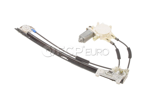 BMW Window Regulator Rear Left (E39) - Genuine BMW 51358159835