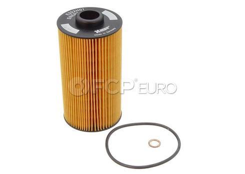 BMW Engine Oil Filter Kit - Hengst 11427510717