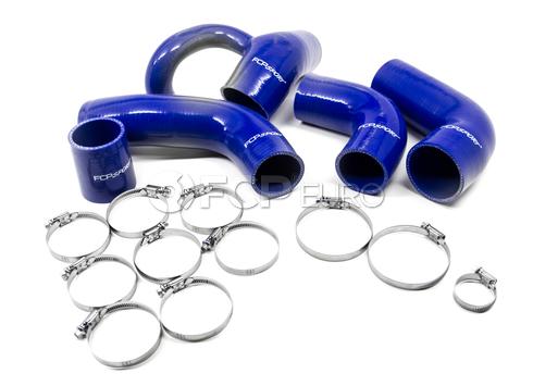 Volvo Silicone Intercooler Hose Kit (850 C70 S70 V70) - FCP Sport 850SHK-Blue