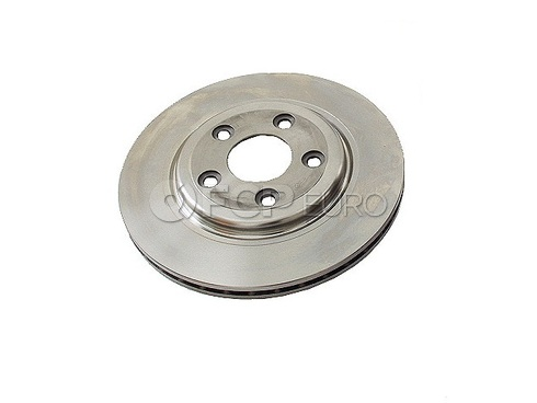 Jaguar Brake Disc (S-Type) - Zimmermann JLM020802