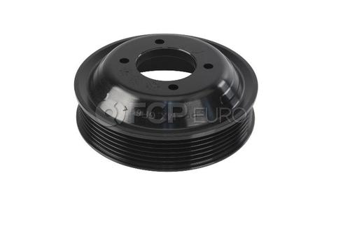 BMW Plastic Water Pump Pulley - Febi 11511436590