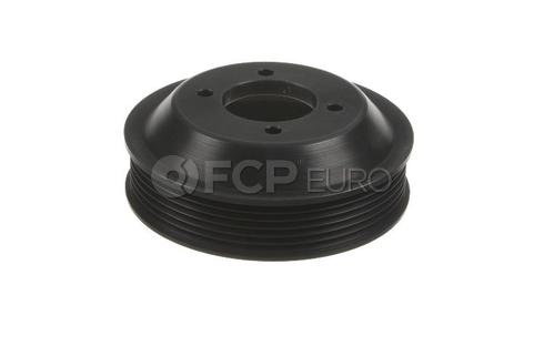BMW Aluminum Water Pump Pulley - URO 11511436590