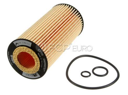 Mercedes Engine Oil Filter Kit (E320) - Hengst 6131800009