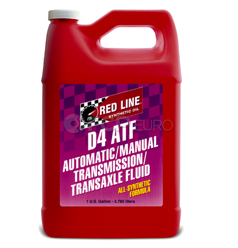 Red Line D4 ATF (1 Gallon) - Red Line 30505