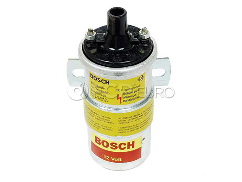 Ignition Coil - Bosch 00027