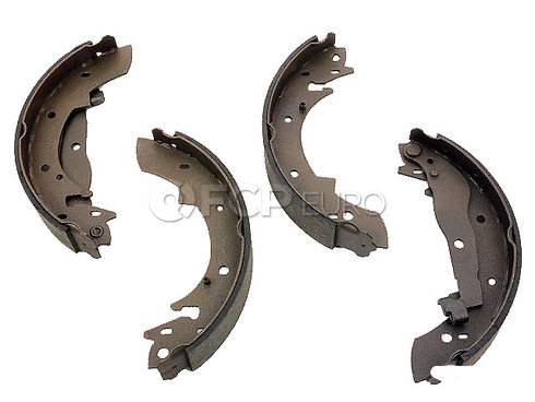 BMW Drum Brake Shoe Rear (E30 318i) - Enduro SRB-548L