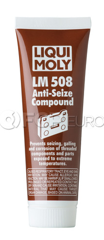 LM 508 Anti-Seize Compound (100g Tube)- Liqui Moly LM2012