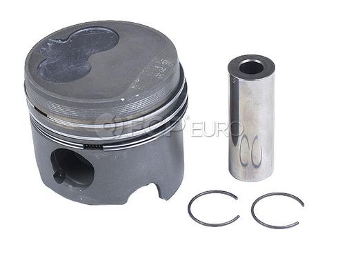 VW Piston w/Rings (Quantum) - Kolbenschmidt 270612