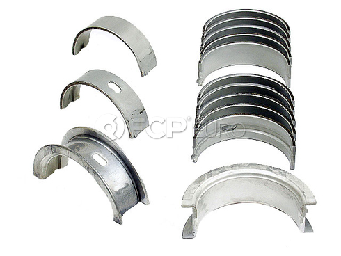 Volvo Main Bearing Set  Standard(240 244 245 740 940) - OEM Supplier 270906