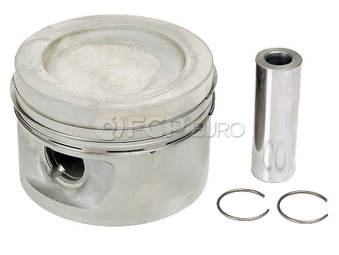 Volvo Piston w/Rings (780 740 745 760 940) - Mahle 271325