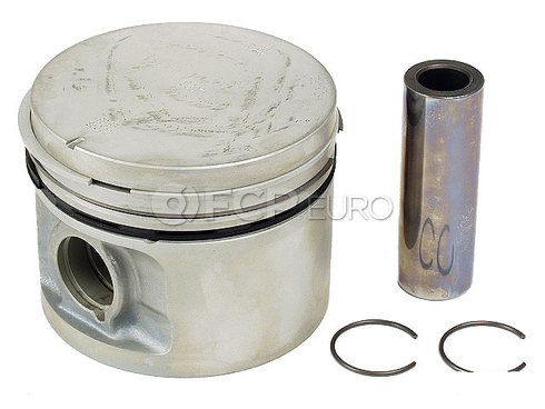 Volvo Piston w/Rings - Mahle 272010