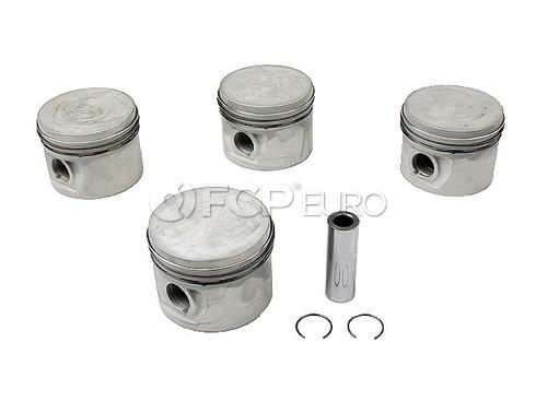 Volvo Piston w/Rings (245 242 244) - Mahle 272040