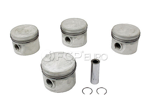 Volvo Piston w/Rings (245 242 244) - Mahle 272040