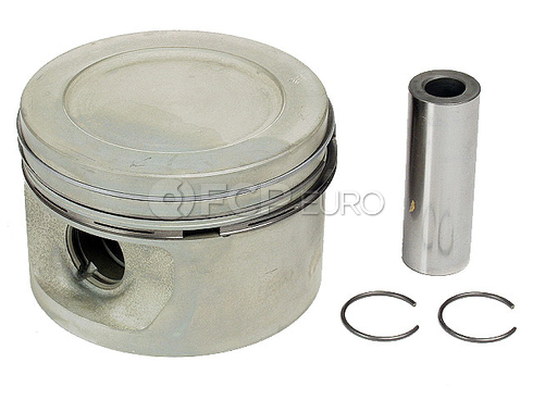Volvo Piston w/Rings - Mahle 272124