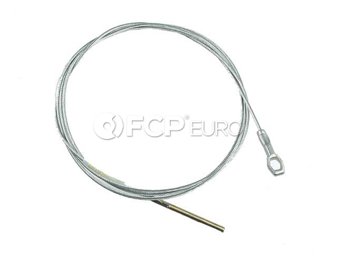 VW Clutch Cable (Beetle Karmann Ghia Super Beetle Thing) - Gemo 430320