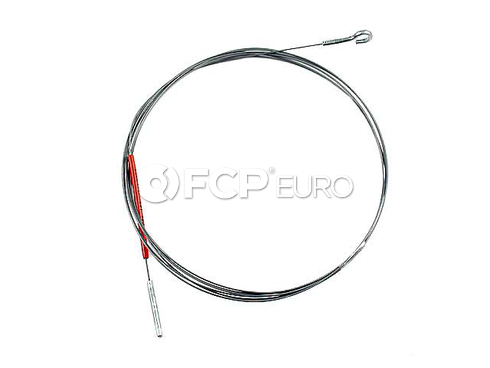 VW Accelerator Cable (Transporter) - Gemo 431390