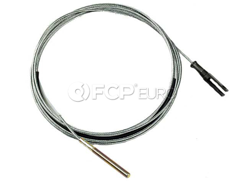 VW Clutch Cable (Transporter Campmobile) - Gemo 432600