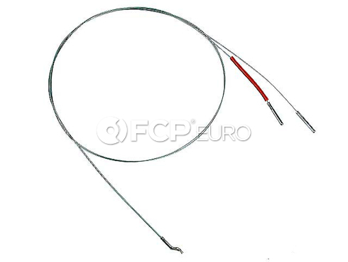 VW Heater Control Cable (Super Beetle) - Gemo 432990