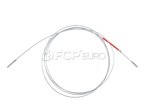 VW Accelerator Cable (Transporter) - Gemo 433410
