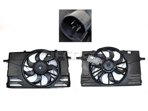 Volvo Cooling Fan Motor - TYC 31261988