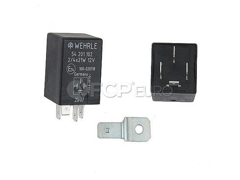 Volvo Porsche Turn Signal Relay (164 142 144 145) - Wehrle 91461830311